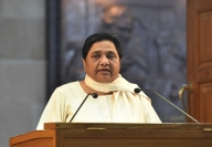Mayawati taunts 'Main Bhi Chowkidar' campaign (Lead)