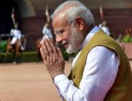 Modi remembers Chhatrapati Shivaji on birth anniversary