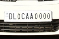 NGO appeals against auto companies making number plates