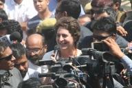 Who let Nirav Modi escape, Priyanka asks BJP (Lead)